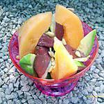 Perzikken met slagroom