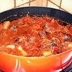 Rundvlees met paprika