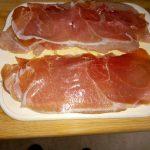 Cordon bleu met rauwe ham