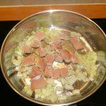 Varkensvlees met kerrie en rijst