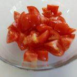 Salade van tonijn, tomaat en ei