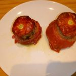 Spaghetti met tonijn, tomaat en mosterd