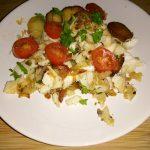 Arroz de Marisco (Rijst met tomaten en zeevruchten)