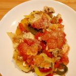 Gekruide lamskoteletten uit de oven